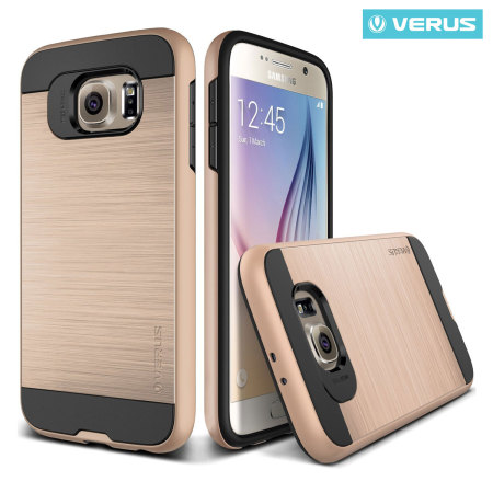 Verus Verge Series Samsung Galaxy S6 Case - Gold