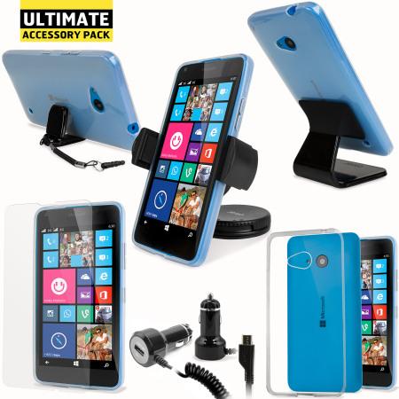 Das Ultimate Pack Microsoft Lumia 640 Zubehör Set