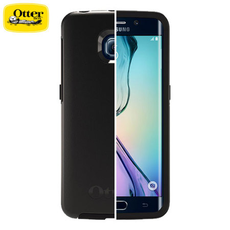 finest selection 18f96 86557 OtterBox Symmetry Samsung Galaxy S6 Edge Case - Black
