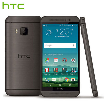 SIM Free HTC One M9 Unlocked - 32GB - Gunmetal Grey