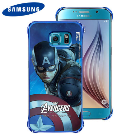 coque galaxy s6 avengers