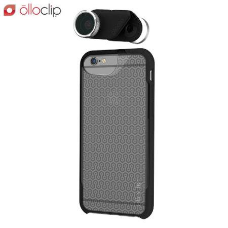best authentic eef5d eab01 olloclip olloCase iPhone 6 Plus Lens Compatible Case - Dark Grey
