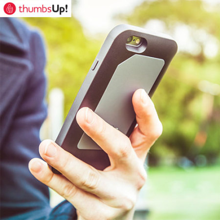 ThumbsUp! iPhone 6 Dual SIM Case - Black