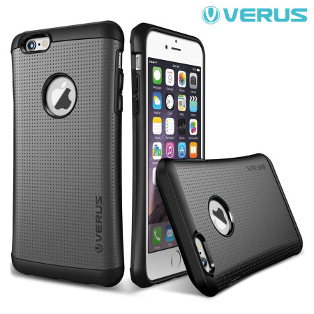 Verus Hard Drop iPhone 6S / iPhone 6 Tough Case - Charcoal Black