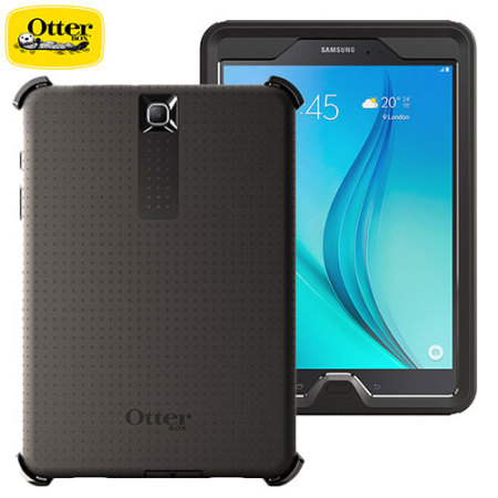 the best attitude 6babd 35db0 OtterBox Defender Samsung Galaxy Tab A 9.7 Case - Black