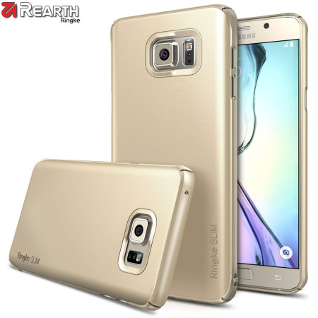 Rearth Ringke Slim Samsung Galaxy Note 5 Case - Royal Gold