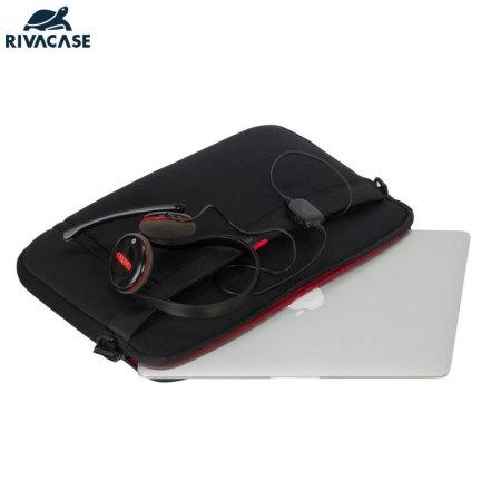 RivaCase 5120 MacBook Air / Pro 13 Laptop Bag - Black