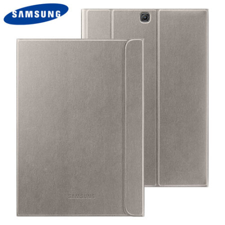 new style 50167 f1330 Official Samsung Galaxy Tab S2 9.7 Book Cover Case - Gold