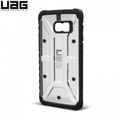 UAG Samsung Galaxy S6 Edge Plus Protective Case - Ice - Clear