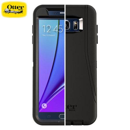OtterBox Defender Series Samsung Galaxy Note 5 Case - Black