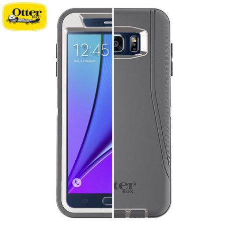 buy popular 977d5 6d3b8 OtterBox Defender Series Samsung Galaxy Note 5 Case - Glacier