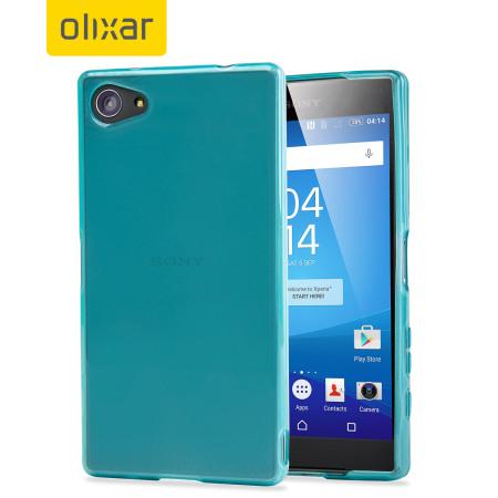 outlet store 313fd ec146 FlexiShield Sony Xperia Z5 Compact Case - Blue
