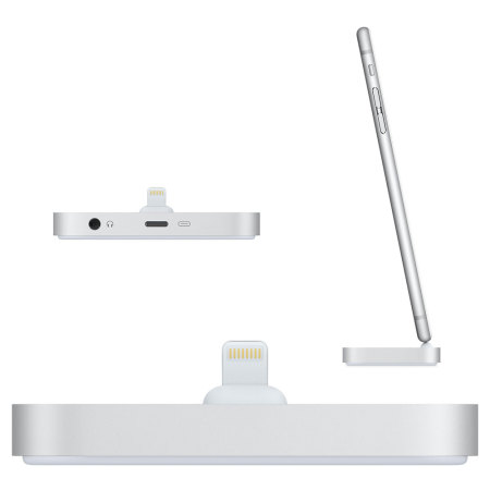 iphone lightning dock official apple iphone lightning dock silver 11996