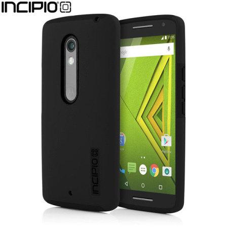 big sale fa065 ff1ba Incipio DualPro Motorola Moto X Play Case - Black