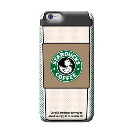 Starducks Coffee iPhone 6S / 6 Shell Case
