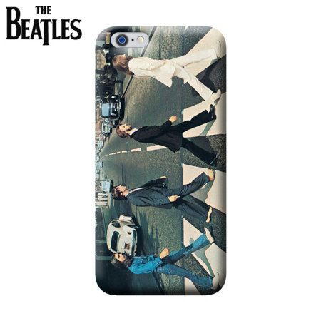 The Beatles iPhone 6S / 6 Shell case - Abbey Road