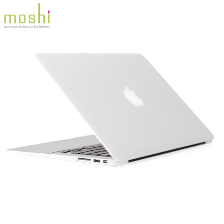 Moshi iGlaze MacBook Air 13 Inch Hard Case - Clear