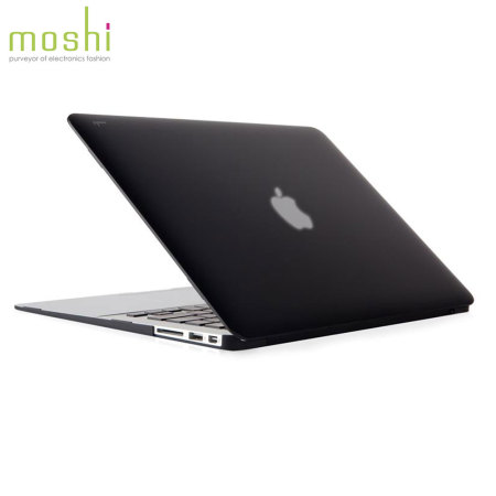 Moshi iGlaze MacBook Air 13 Inch Hard Case - Black