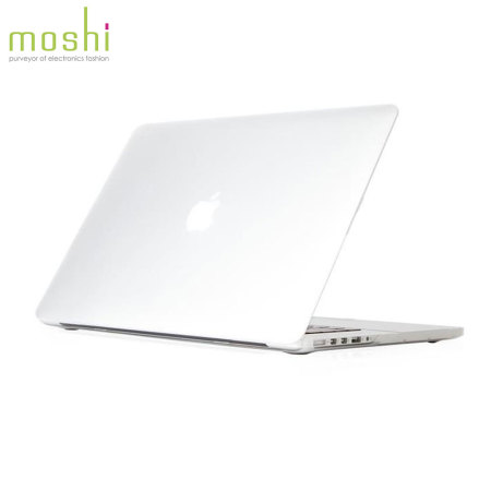 Moshi iGlaze MacBook Pro 15 inch Retina Hard Case - Clear