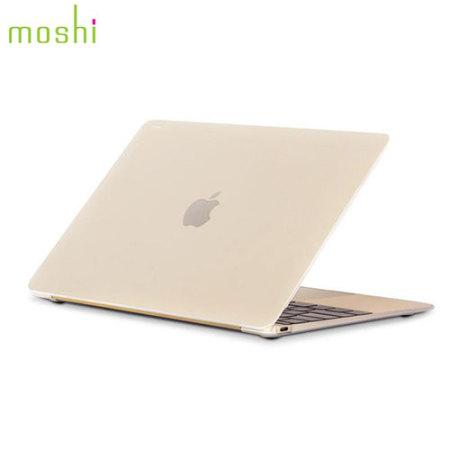 Moshi iGlaze MacBook 12 Inch Hard Case - Clear