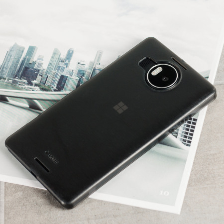 funda microsoft lumia 950 xl krusell boden flipcover negra opiniones. Black Bedroom Furniture Sets. Home Design Ideas