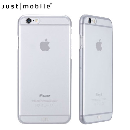 Just Mobile TENC Self-Healing iPhone 6S Plus / 6 Plus Case - Frost