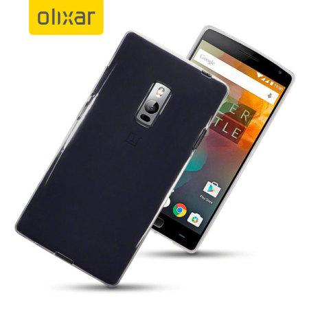 FlexiShield OnePlus 2 Gel Case - 100% Clear