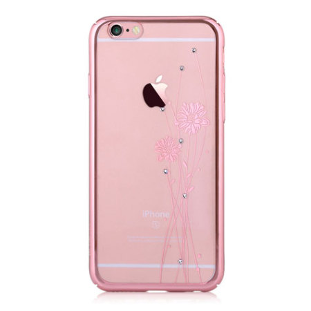 iphone 6 plus rose gold phone case