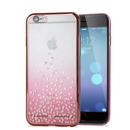size 40 4ab93 86585 Unique Polka 360 iPhone 6S / 6 Case - Rose Gold