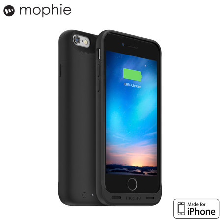 Mophie MFi Juice Pack Reserve iPhone 6S / 6 Battery Case - Black
