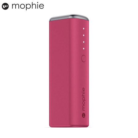 mophie power reserve 1x 2600mah power bank pink. Black Bedroom Furniture Sets. Home Design Ideas