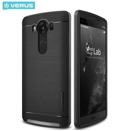Verus High Pro Shield Series LG V10 Case - Staal Zilver
