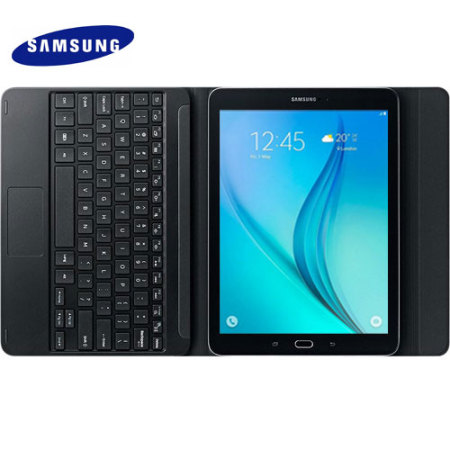 buy popular a04ca eb5f4 Official Samsung Galaxy Tab S2 9.7 Bluetooth Keyboard Case - Black