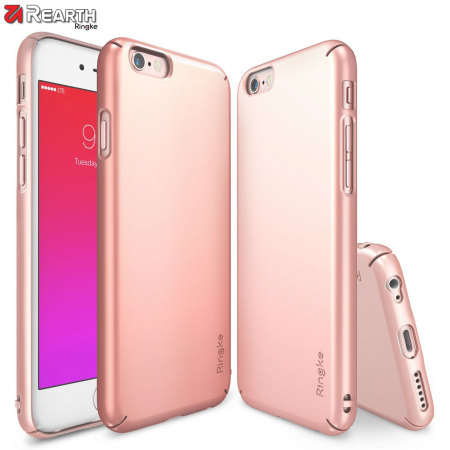 rose gold iphone 6 rearth ringke slim iphone 6s 6 gold 1087