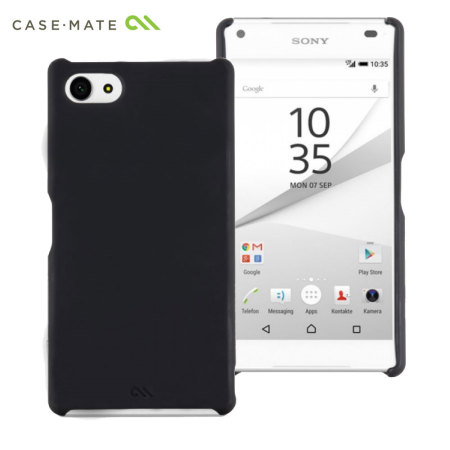 detailed look fc88b 874d3 Case-Mate Barely There Sony Xperia Z5 Compact Case - Black