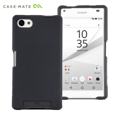 newest f7140 94d8a Case-Mate Tough Sony Xperia Z5 Compact Case - Black