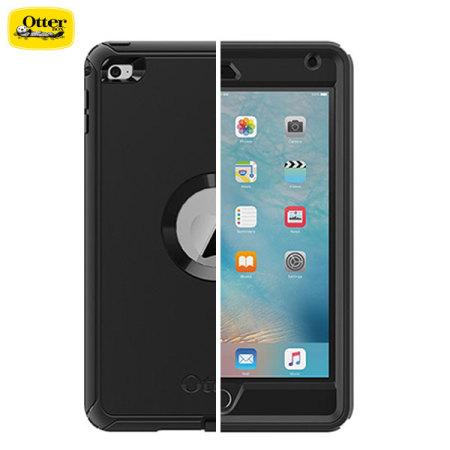 low priced 49fc3 a39ea OtterBox Defender Series iPad Mini 4 Case - Black