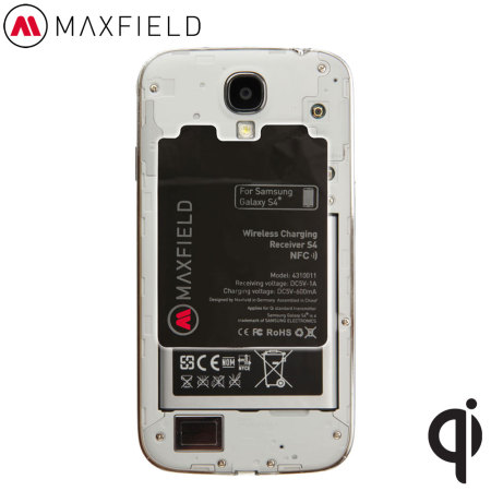 Maxfield Samsung Galaxy S4 Qi Internal Wireless Charging NFC Adapter