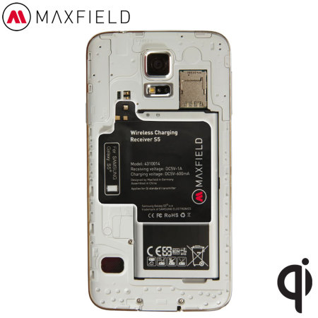 Maxfield Samsung Galaxy S5 Qi Internal Wireless Charging Adapter