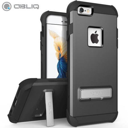 obliq skyline advance iphone 6s / 6 stand case - space grey reviews