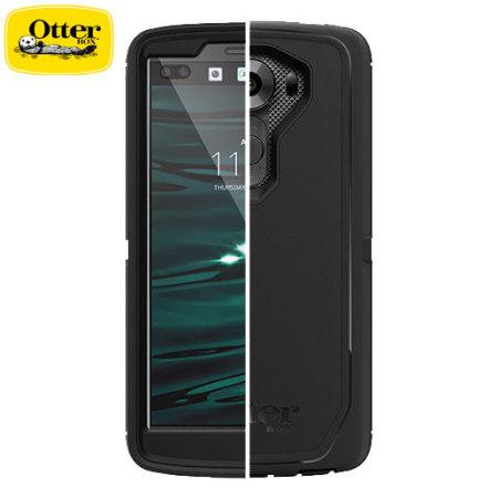 sale retailer fcc81 f0ef0 OtterBox Defender Series LG V10 Tough Case - Black
