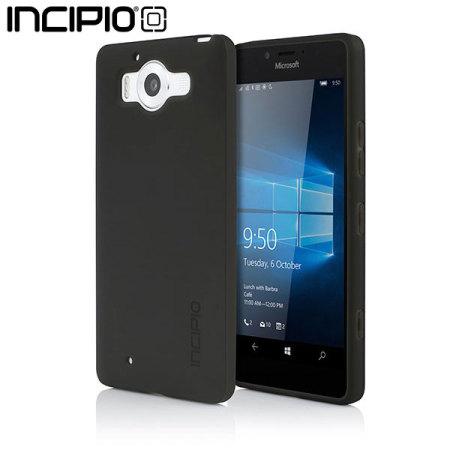 Incipio NGP Microsoft Lumia 950 Flexible Impact-Resistant Case - Black