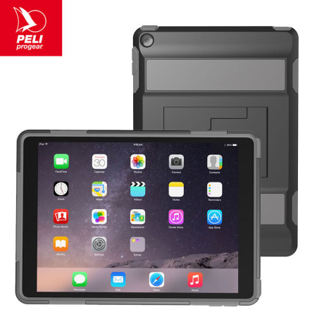 Peli ProGear Voyager Tablet iPad Air 2 Tough Case - Black / Grey