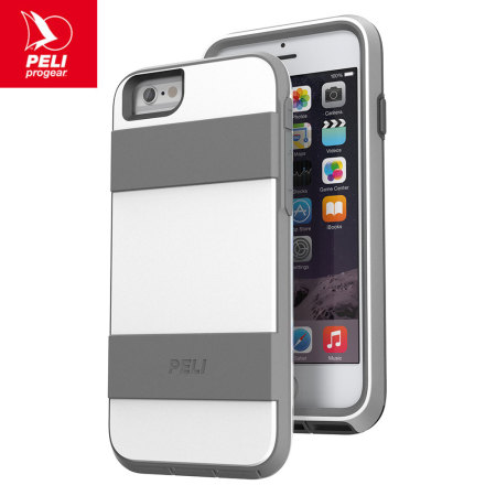 Peli ProGear Voyager iPhone 6S / 6 Tough Case - White / Grey