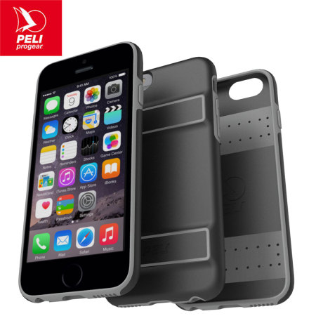 Peli ProGear Guardian iPhone 6S / 6 Protective Case - Black / Grey
