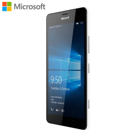 SIM Free Microsoft Lumia 950 Unlocked - 32GB - White