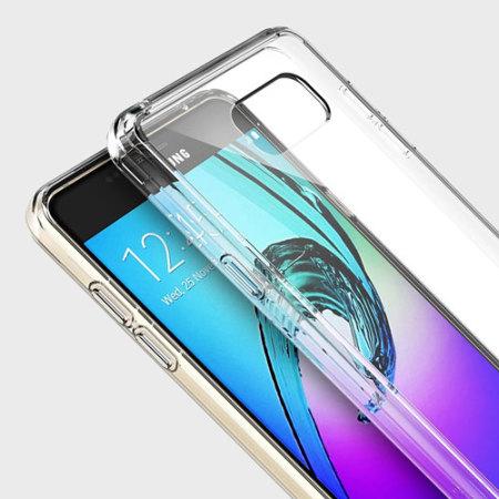Rearth Ringke Fusion Samsung Galaxy A3 2016 Case - Crystal Clear