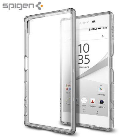 Spigen Ultra Hybrid Sony Xperia Z5 Case - Space Clear