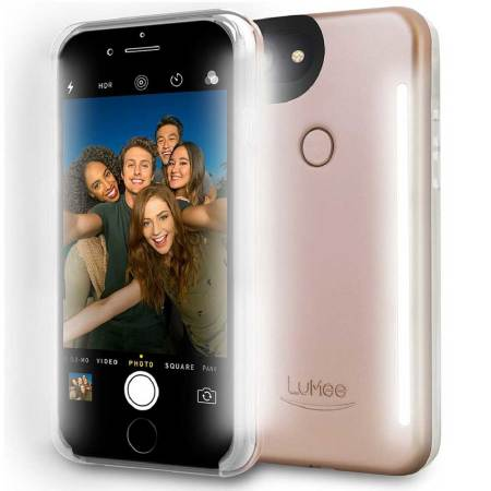 the iphone 6s lumee iphone 6s plus 6 plus selfie light 3557