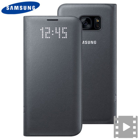sqmsung galaxy s7 edge flip cover